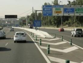 Pocas incidencias en el tráfico matinal