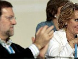 Aguirre dice ser ahora el 'verso suelto' del PP