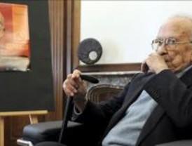 El ex secretario general del PCE Santiago Carrillo cumple 95 años