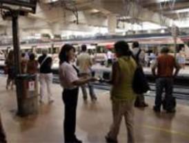 La C-5 de Cercanías permanecerá cerrada durante el fin de semana