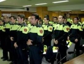 17 nuevos policías locales para Alcorcón