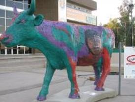 Una manada de vacas artísticas invadirá Madrid en octubre