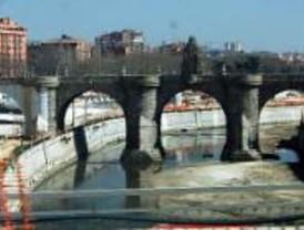 López Viejo propone convertir una parte del río Manzanares en zona de piragüismo