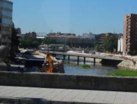 El proyecto Madrid Río en la Colonia del Manzanares, en suspenso por un puente