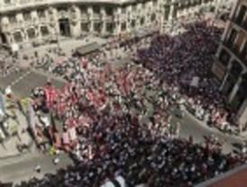 Los sindicatos presentan una ILP con la vista puesta en los convenios