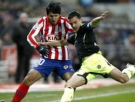 Jurado evita otra decepción del Atlético