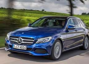 Mercedes Clase C Estate, lujo familiar