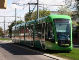 Cada parleño paga 100 euros al año por el tranvía