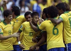 Los brasileños, intratables, se niegan a ceder el título en casa