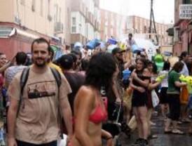 Puente de Vallecas celebra las fiestas del Carmen
