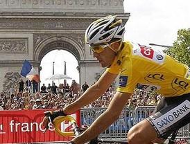 Sastre gana el Tour de Francia