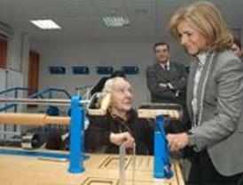 Inaugurado el Centro de Día La Remonta para personas con deterioro físico