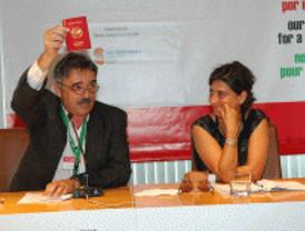Los migrantes reivindican sus derechos en Rivas-Vaciamadrid