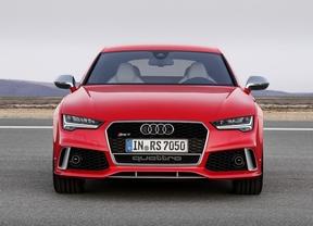 Audi RS 7 Sportback, diseño a altas prestaciones