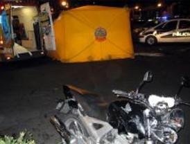 Herido muy grave un motorista en un accidente en Goya