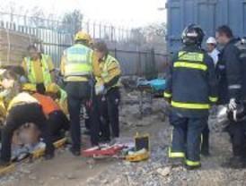 Madrid, entre las comunidades más castigadas en 2008 por los accidentes laborales