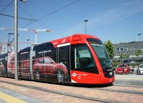 Más del 24% de empleados secundan los paros en Metro Ligero Oeste