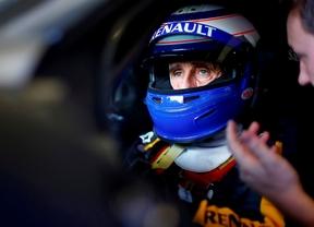 Alain Prost prueba el R.S 01. 500 CV y más de 300 Km/h.