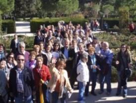 Los mayores de Getafe 'conocen Madrid'