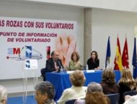 Curso de formación para los voluntarios de Las Rozas