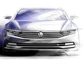 Volkswagen Passat, lista su octava generación
