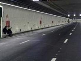 Más de 240.000 vehículos utilizan diariamente los túneles de la M-30