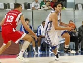 Carlos Suárez, 'MVP' de octubre en la ACB