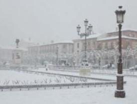 La Comunidad activa el nivel 0 por fuertes nevadas