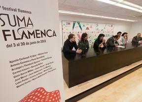 Los grandes del flamenco llegan al Suma Flamenca