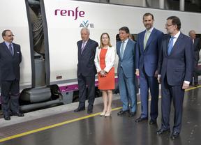Inauguración AVE Madrid-Alicante