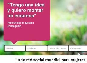 Womenlia: la red social para mujeres profesionales y emprendedoras