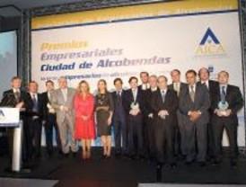 La Cámara entrega los Premios Ciudad de Alcobendas