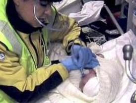 Un transeúnte encuentra a un bebé abandonado en el barrio de Salamanca