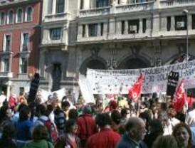 Huelga contra la 'mercantilización' de la educación pública no universitaria