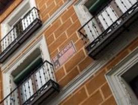 Las tasaciones de vivienda caen un 16% en la región