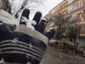 Quitanieves, palas y sal para combatir nevadas en la región