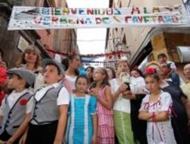 Devoción y 'movida' vecinal por San Cayetano
