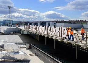 Suárez 'invade' el callejero de Madrid