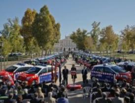 Las BESCAM de 49 municipios estrenan vehículos