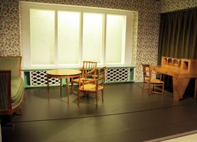 Exposición sobre Le Corbusier