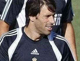 Van Nistelrooy estará de baja entre cinco y seis semanas