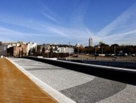 Nueve kilómetros de vías ciclistas para Madrid Río