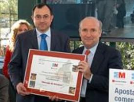 El Mercado de Abastos de Aranjuez, premiado por aunar tradición y nuevas tecnologías