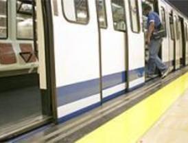 Aumentan los usuarios de Metro y bajan los de autobús