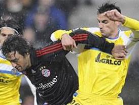 El Getafe roza la proeza y empata en Munich (1-1)