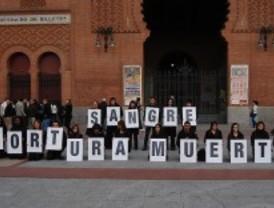 Los antitaurinos protestarán en Las Ventas por la declaración de los toros como BIC