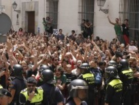 Madrid se blinda ante la manifestación del 19-J