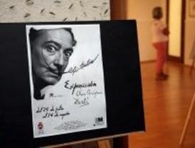 La obra gráfica de Dalí llega a San Martín de Valdeiglesias