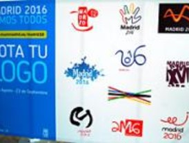 El jurado eligirá este martes los tres logos finalistas para Madrid 16