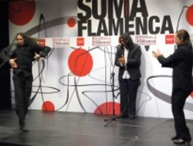 La suma de los mejores artistas flamencos